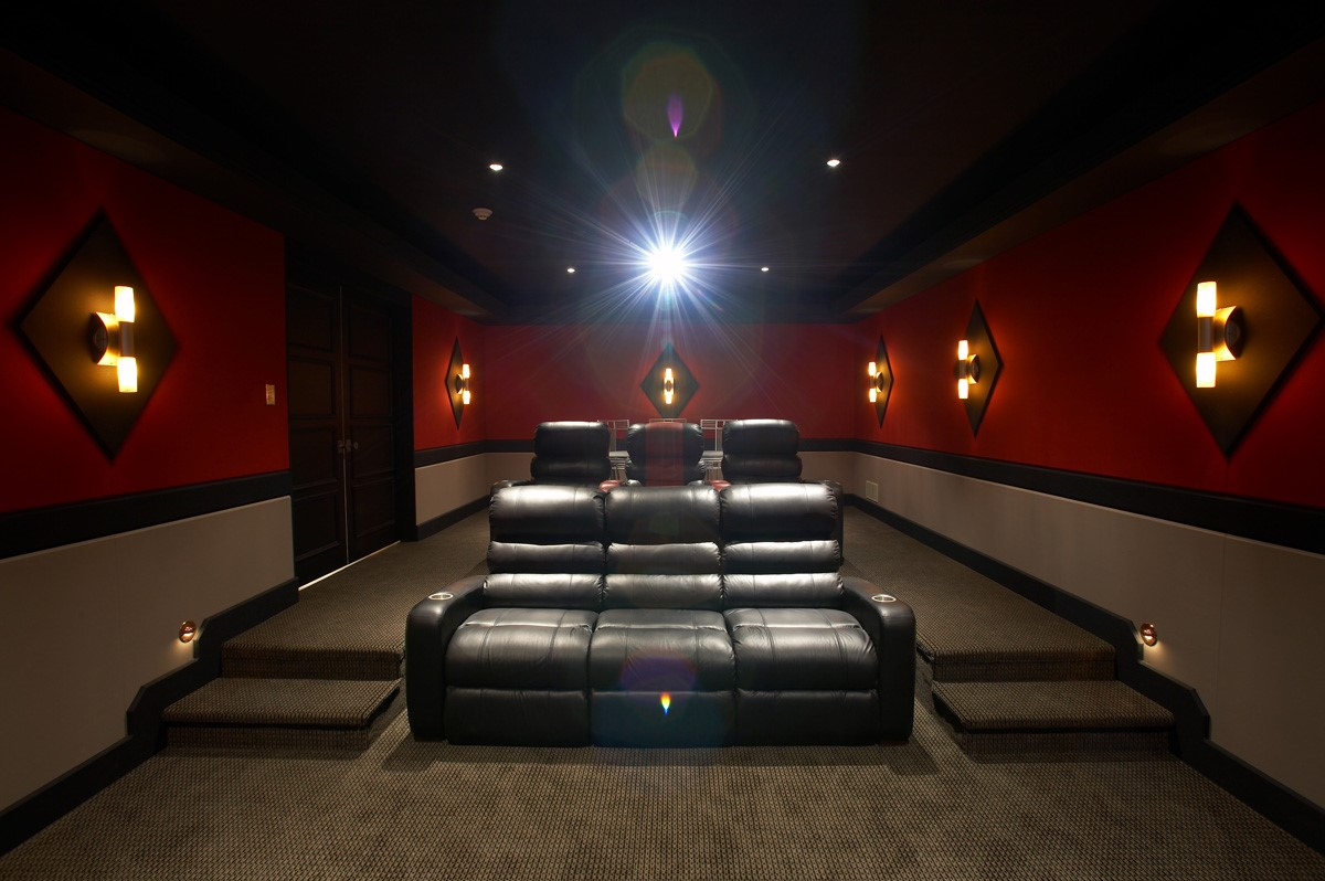 Where to Place Your Home Theater Installation