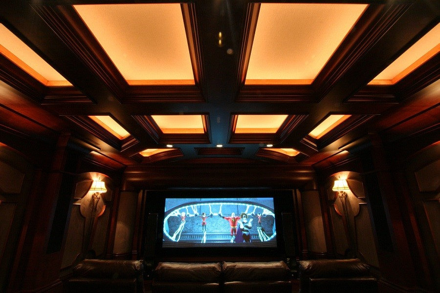 Here's the Key to the Perfect Home Theater Installation
