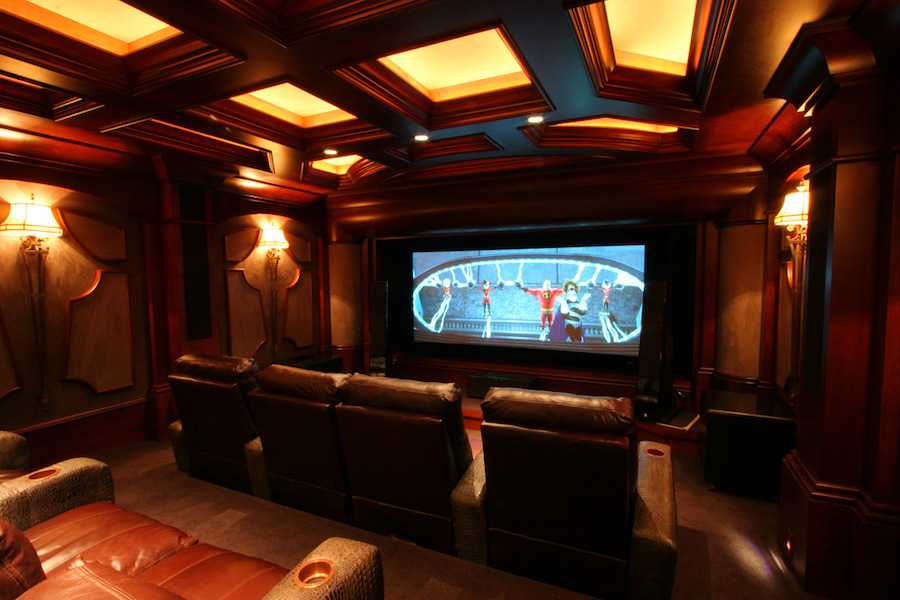 Sound You Can Get Lost in: How Dolby Atmos Enhances Your Home Theater Installation