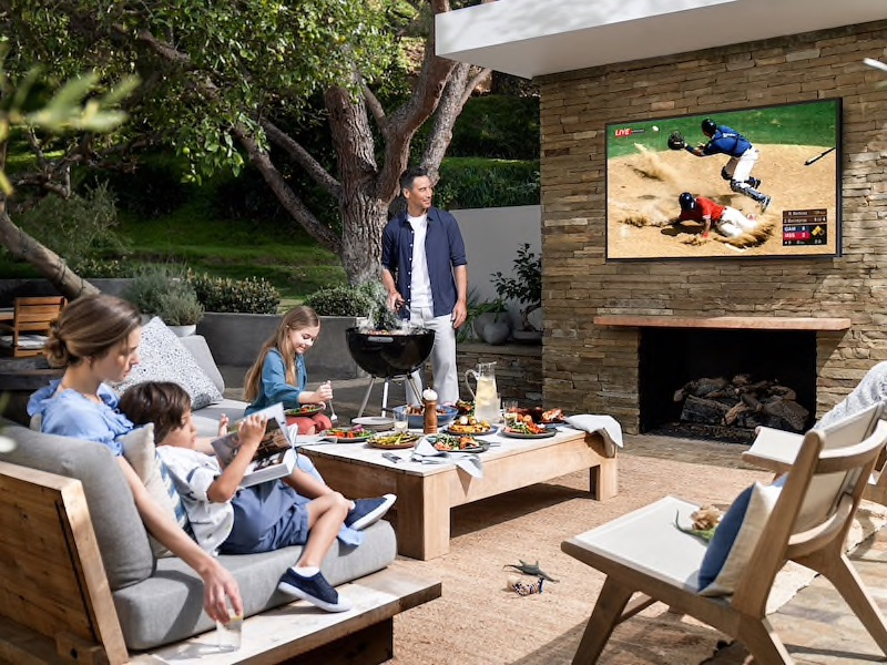 Miss Tailgating? Bring Entertainment Outside with an Outdoor TV